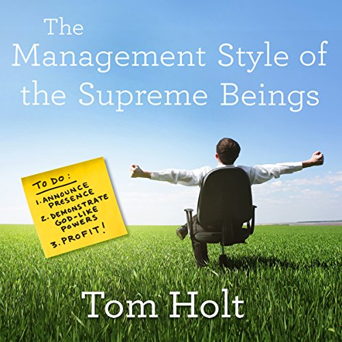 The Management Style of the Supreme Beings cover art