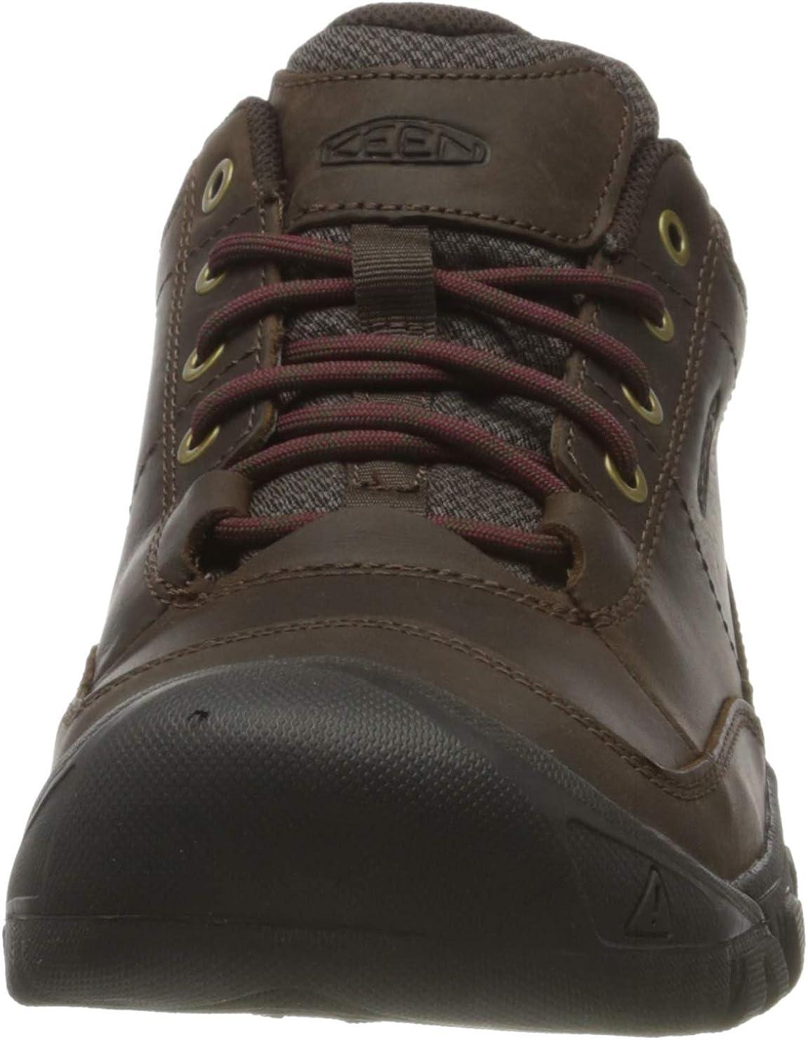 KEEN Mens Targhee Iii Oxford Hiking Shoe