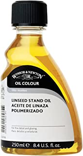 W&N Stand Linseed Oil, 250ml Bottle
