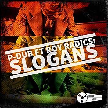 Slogans (feat. Roy Radics)