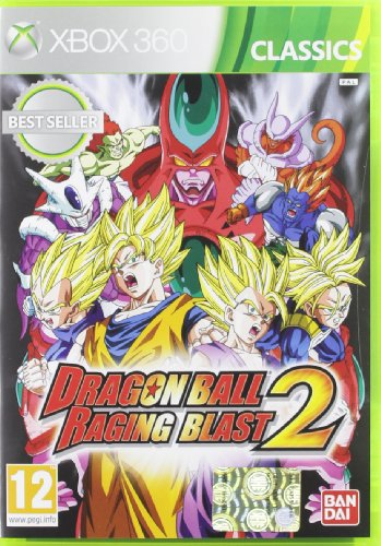 Dragonball Raging Blast 2 CLS [Importación italiana]