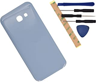 A520F Back Glass Lens Battery Door with Adhesive Compatible with Samsung Galaxy A5 2017 Back Glass Lens Battery Door with ...
