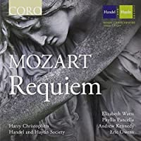 Mozart: Requiem by Elizabeth Watts (2011-09-13)
