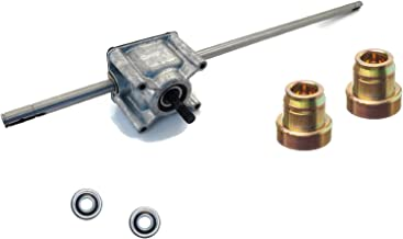 Toro Package - (1) FWD Trans Asy 106-3955 , (2) Bearing 104-8698 , (2) Ball Bearing 104-8699