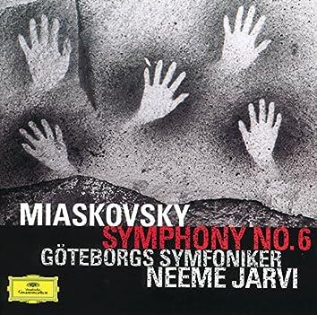 Miaskovsky: Symphony No.6