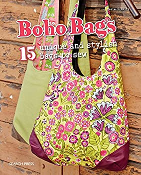 Boho Bags  15 unique and stylish bags to sew