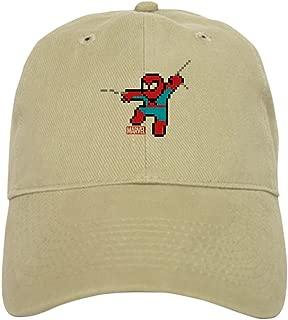 CafePress 8 Bit Spiderman Baseball Cap
