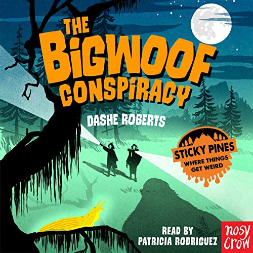 Sticky Pines: The Bigwoof Conspiracy cover art