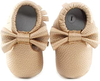 Baby Shoes Newborn Baby Walker Boys Girls Soft Shoes Baby Moccasins PU Leather Tassels Baby Christmas Shoes Crib Crib | Crib | Shoes Newborn Baby