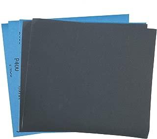 400 Grit Dry Wet Sandpaper Sheets by LotFancy - 9 x 11