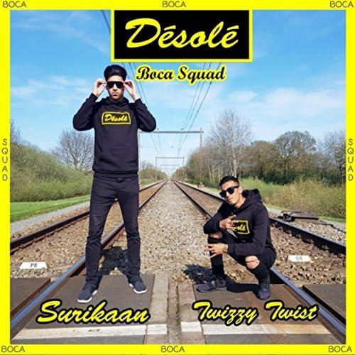Boca Squad feat. Twizzy Twist & Surikaan