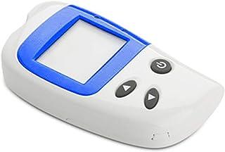 WCCCY Medidor de glucosa en Sangre, Medidor de glucosa en Sangre automático para el hogar Alto Instrumento de medición glucemia