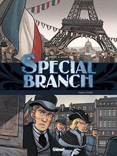 Special Branch - Tome 05 : Paris la noire