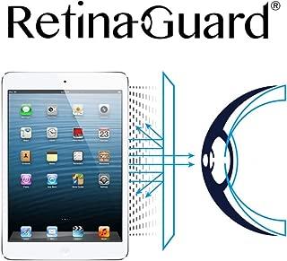 RetinaGuard Anti UV, Anti Blue Light Screen Protector for iPad mini, iPad mini 2, iPad mini 3,  SGS and Intertek Tested, Blocks Excessive Harmful Blue Light, Reduce Eye Fatigue and Eye Strain