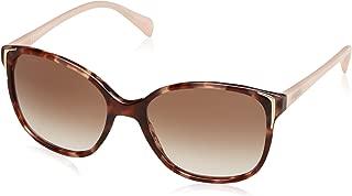 Prada Women's PR 01OS Sunglasses