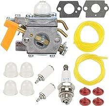 Hayskill C1U-H60 Carburetor for Ryobi Homelite String Trimmer RY28100 RY28120 RY28121 RY28140 RY28141 RY28160 RY28161 UT33600 UT33650 308054013 308054012 308054004 308054008