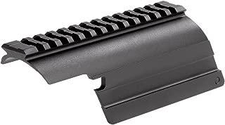 Sun Optics USA Shotgun Rail Mossberg 500 12-Ga Saddle Scope Mount