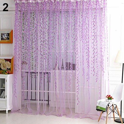 cortinas habitacion hilo