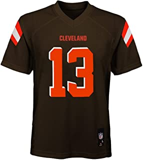 Outerstuff Odell Beckham Jr Cleveland Browns #13 Brown Youth Mid Tier Jersey