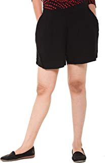 EASY 2 WEAR ® Womens Cotton Shorts (Size S to 4XL) Comfort FIT and Plus Sizes