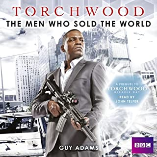 Torchwood: The Men Who Sold the World cover art