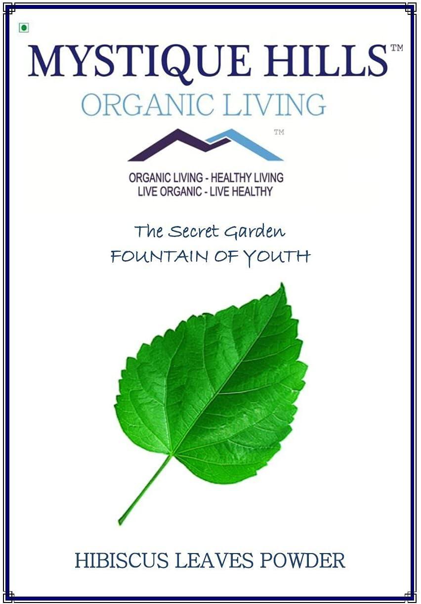 Bluenile Mystique Hills Organic Hibiscus Powder Leaf 100 g San Jose Safety and trust Mall