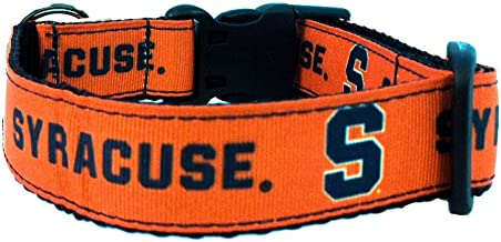 product image for NCAA Syracuse Orange Dog Collar, Team Color, Medium