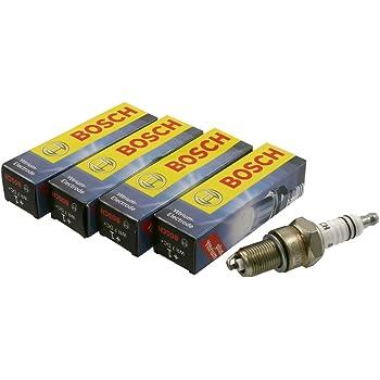 Z/ündkerze WR7DC BPR6ES f/ür Carter 5.5 HP GX160