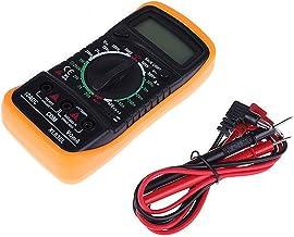 SANON Spanningstester AC DC LCD multimeter digitale voltmeter testapparaat Buzzer