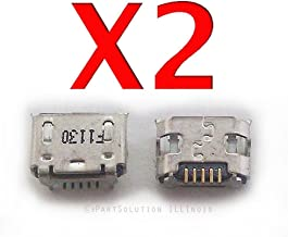 ePartSolution_2 X Alcatel One Touch Idol 4 6055U 6055H Charger Charging Port Dock Connector USB Port Repair Part USA Seller