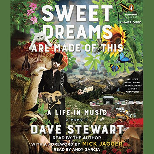 Sweet Dreams Are Made of This audiobook cover art