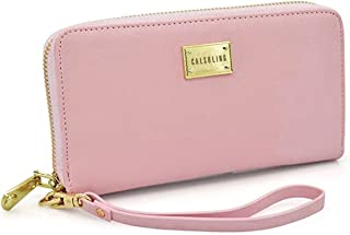 """Size:19 * 10 * 2.7 cm(7.5""""*3.8""""*1.1""""),Weight:5.01 oz (Including The Wristlet)."""