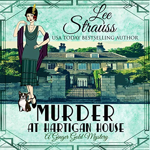 Murder at Hartigan House cover art