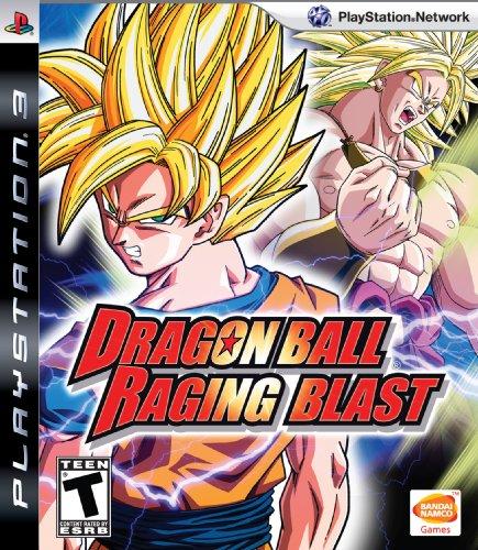 Namco Bandai Games Dragon Ball: Raging Blast, PS3 PlayStation 3 Inglés vídeo - Juego (PS3, PlayStation 3, Lucha, Modo multijugador, T (Teen))