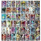 Qisen Set di Carte Pokemon, Carte da gioco dei cartoni animati, Carte da gioco Pokemon da ...