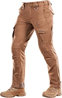 Aggressor Vintage Tactical Pants Men with Cargo Pockets