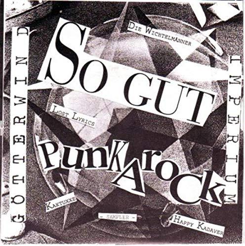 So Gut - PunkArock Sampler [Vinyl Single 7'']