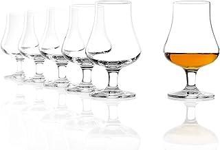 Stölzle Lausitz Nosing glas 194 ml I Whiskyglas set om 6 I blyfritt kristallglas I högkvalitativt Scotch glas I diskmaskin...