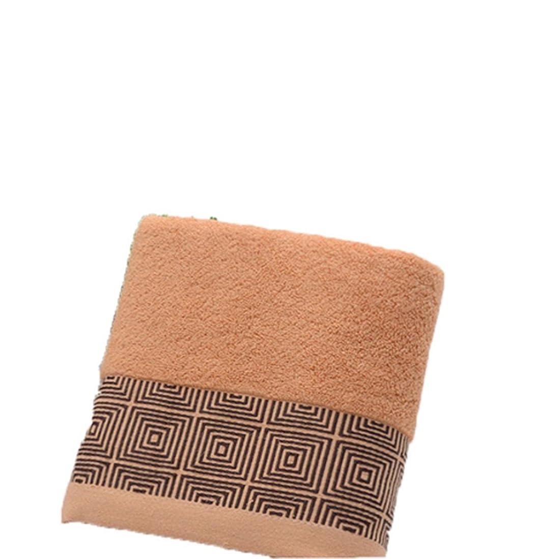 ラップリーフレットマッシュWangGai バスタオル、環境に配慮したバスタオル、ホテルクオリティソフトと高吸水タオル、クイックドライ WangGai (Color : ブラウン)