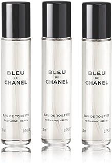 Chanel Bleu De Chanel Edt Vapo Refill 3X 20 Ml