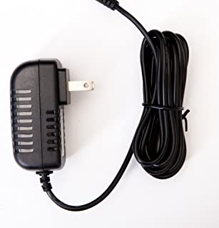 Omnihil 12V AC DC Power Adapter compatible with Yamaha PSR-410 PSR410 Keyboard Extra 8 Feet Cord