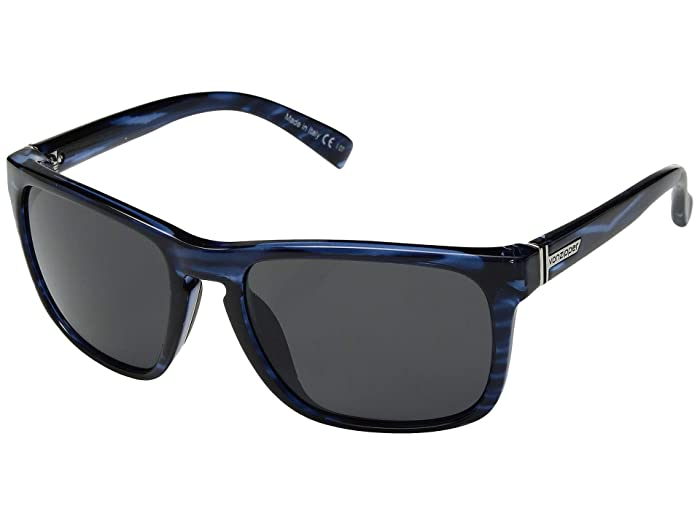 VonZipper Lomax (Ocean Blue/Grey) Sport Sunglasses