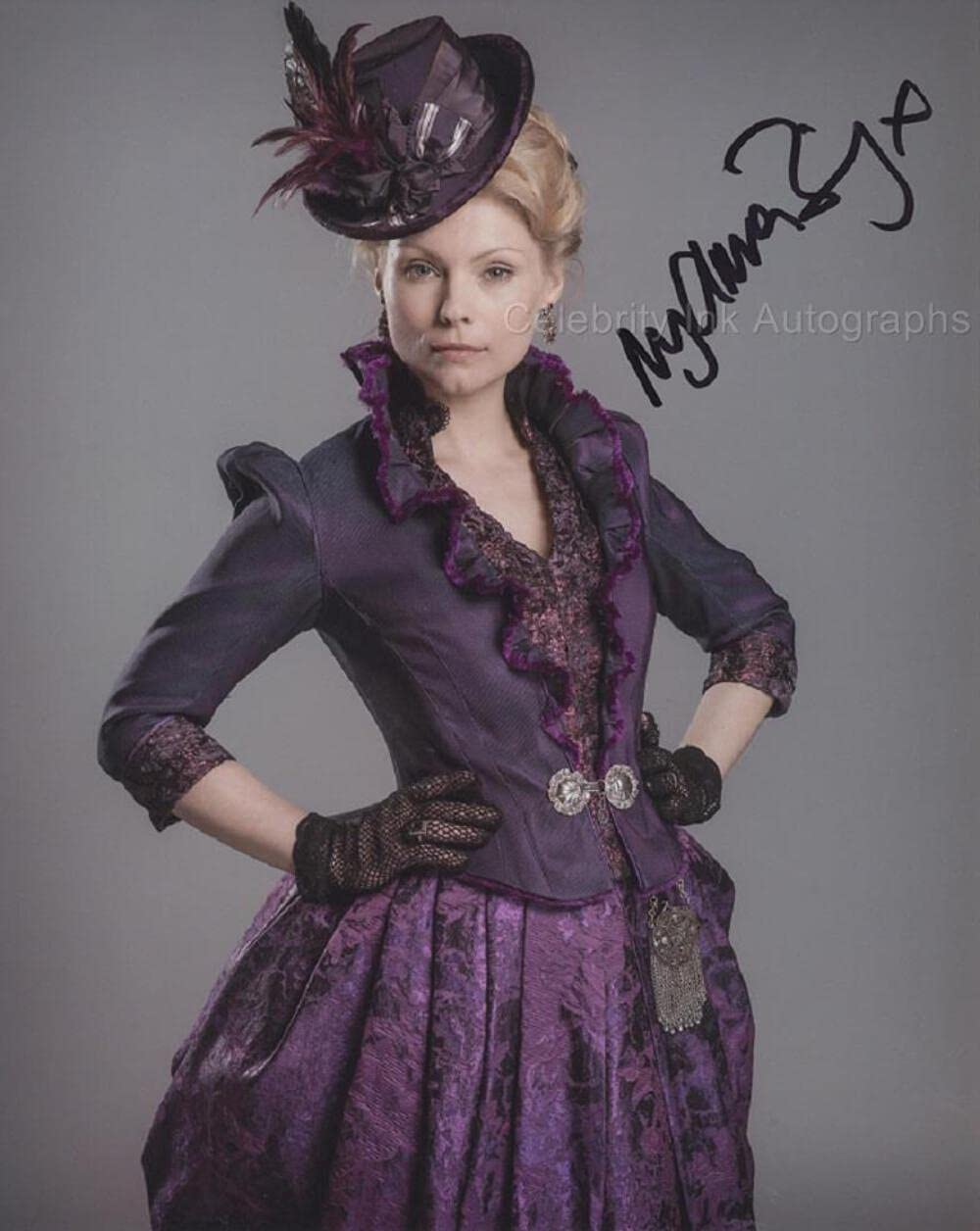 MYANNA BURING as Long Susan Street AUTOGRAPH - Ripper GENUINE Cheap super special price Bombing new work