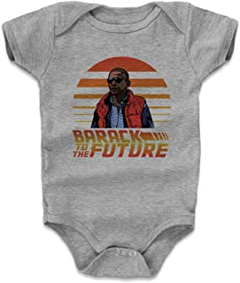 Barack Obama Baby Clothes & Onesie (3-24 Months) - Barack to The Future
