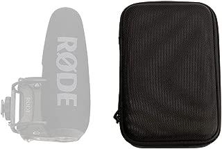 YILIWIT Microphone Protecting Case Compatible for RODE VideoMic Pro VideoMic Pro Plus on-Camera Microphone Easy to Carry Case for RODE VideoMic Pro+ R Plus VMPRPLUS