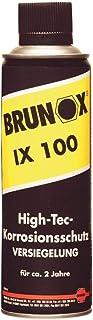 MSC Bikes Protección Anticorrosiva Brunox IX 100 Spray 300M