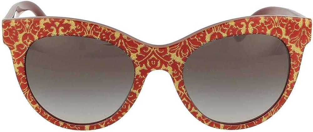 Dolce & gabbana, occhiali da sole per donna, montatura cat eye  in acetato 0DG4311 3165W9 511