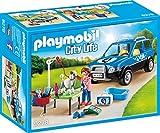 PLAYMOBIL City Life 9278 Mobiler Hundesalon, Ab 4 Jahren