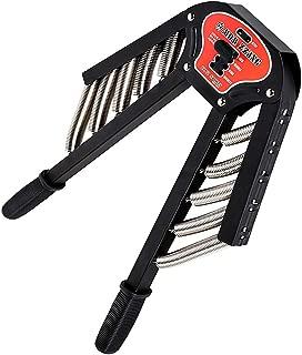 Vatiz MomZzang Adjustable Spring Chest Expander, Gym Fitness Stretcher Excerciser