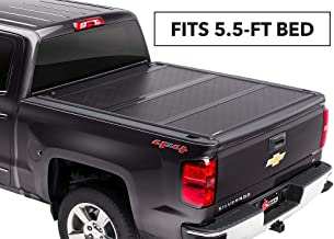 BAKFlip G2 Hard Folding Truck Bed Tonneau Cover | 226120 | fits 2014-19 GM Silverado, Sierra 5' 8